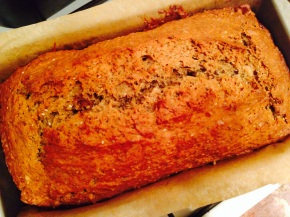 Recipe: Chia Seed Banana Bread