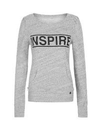 Lorna Jane Lucy Longsleeved Sweat Top