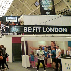 In Pictures: BeFit London