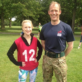 British Military Fitness Guinness World Record!