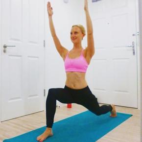 #GetYourOMBack Yoga Challenge