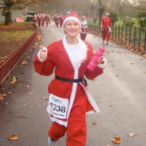 AdventRunning – where fit meets festive